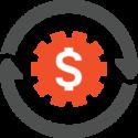 CV sales icon